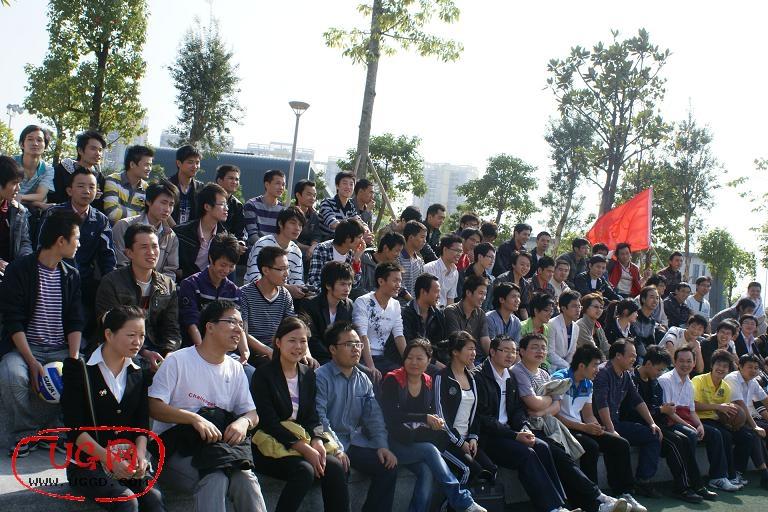 2010年青华户外活动 之 长安体育公园运动记