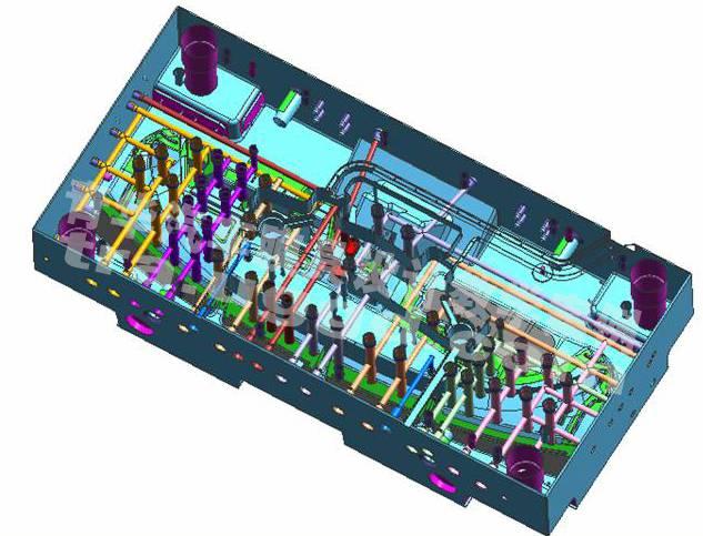 汽车模具设计 课程设置 青华模具学院 专注模具设计培训 ug培训 cad培训 proe培训 模流分析等培训