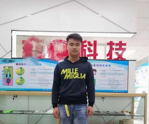 就业明星:王恺