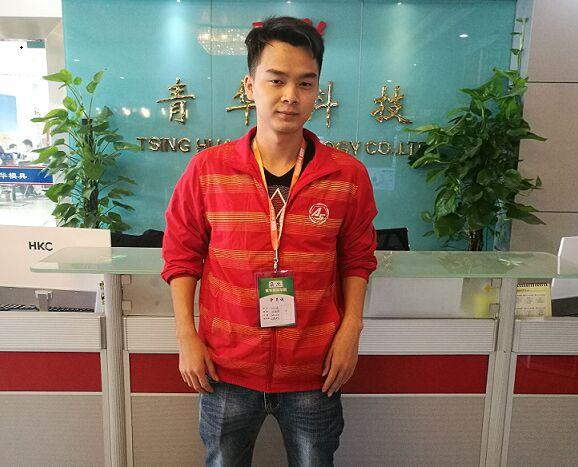 就业明星:刘文威