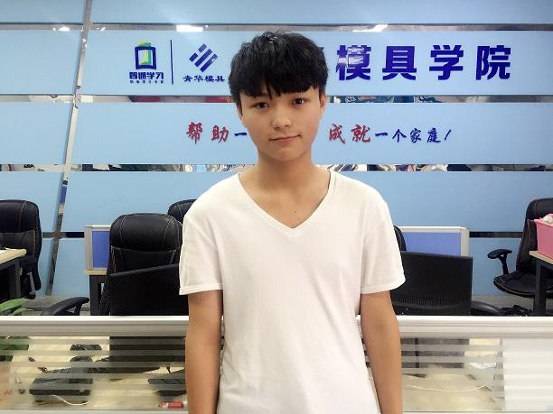 就业明星:郑祖烈