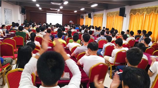 青华大讲坛:《注塑件的变形原因分析和对策》圆满结束!