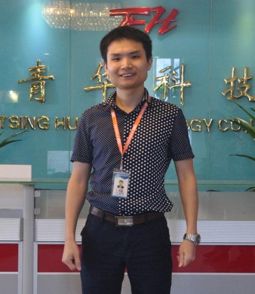 就业明星:刘永雄