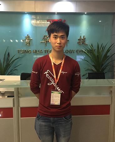 就业明星:张锦洪