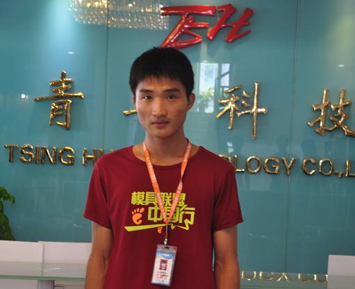 就业明星:杨烨龙