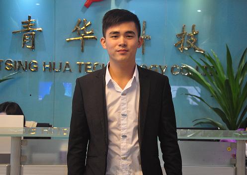 就业明星:陈伟涛