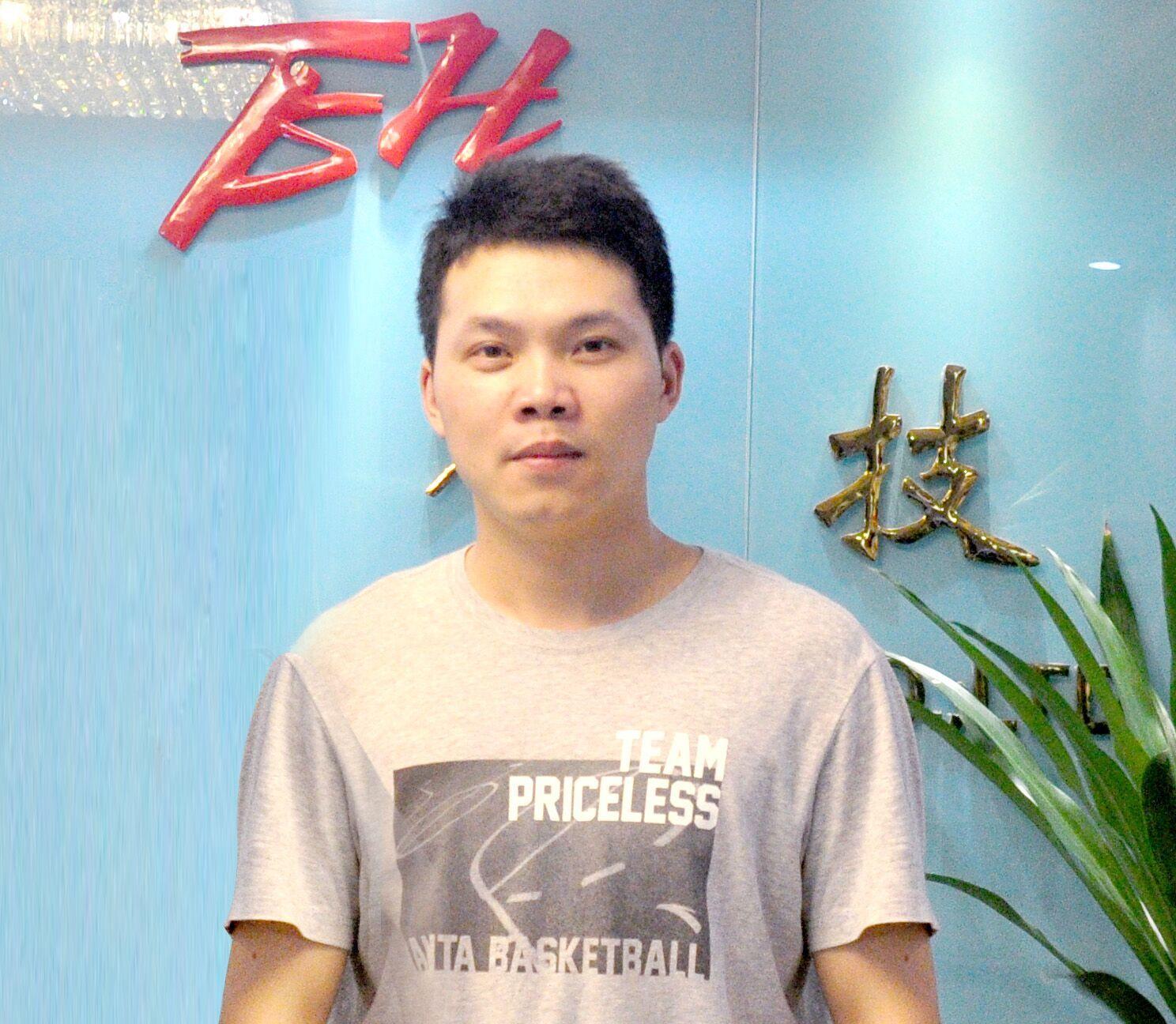 就业明星:刘晓东